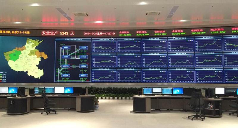 智能化电力系统解决方案